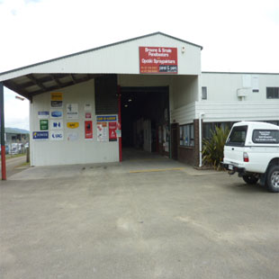Browne And Smale Opotiki Ltd